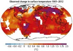 IPCC report: renewable energy needed to slow temperature rise